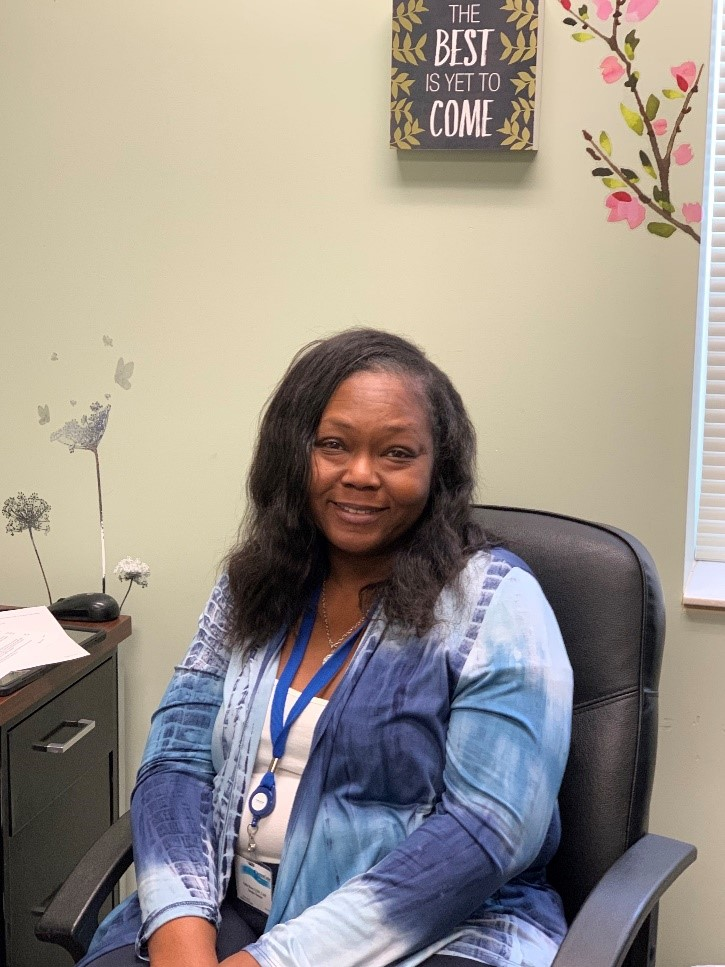Robin Moore, LCSW, CSDC, has been named as the manager of the Passages Addictions Services program at Swanson Center.