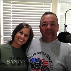 Jeff and Julie Santana