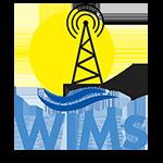 95.1 FM/AM 1420 WIMS Radio Logo